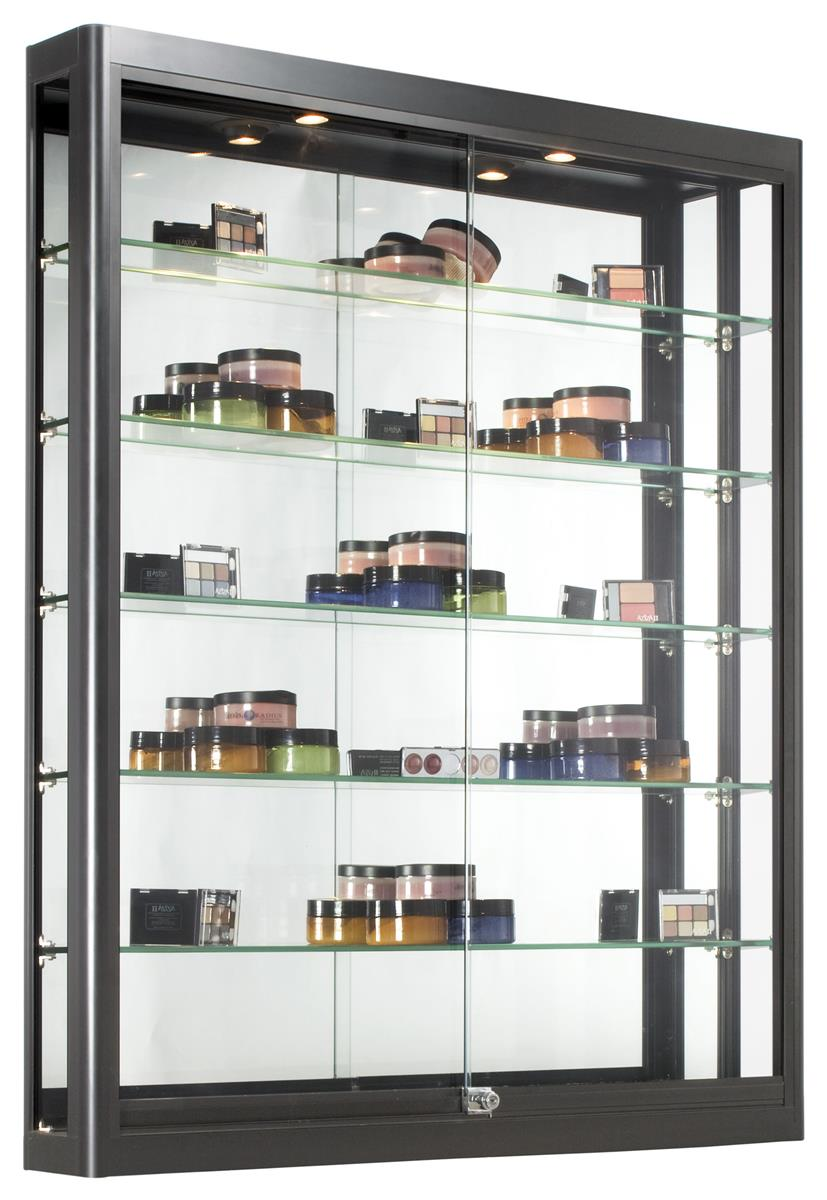 Recessed Cabinets Display