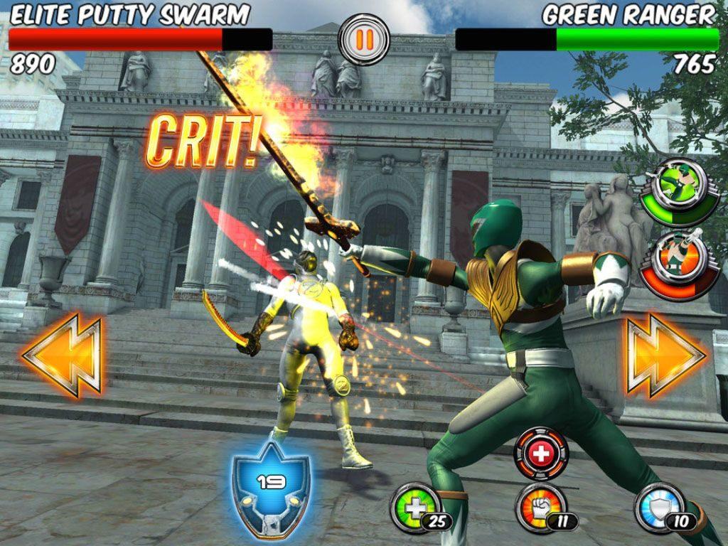 Power Rangers Legends – GPC Games