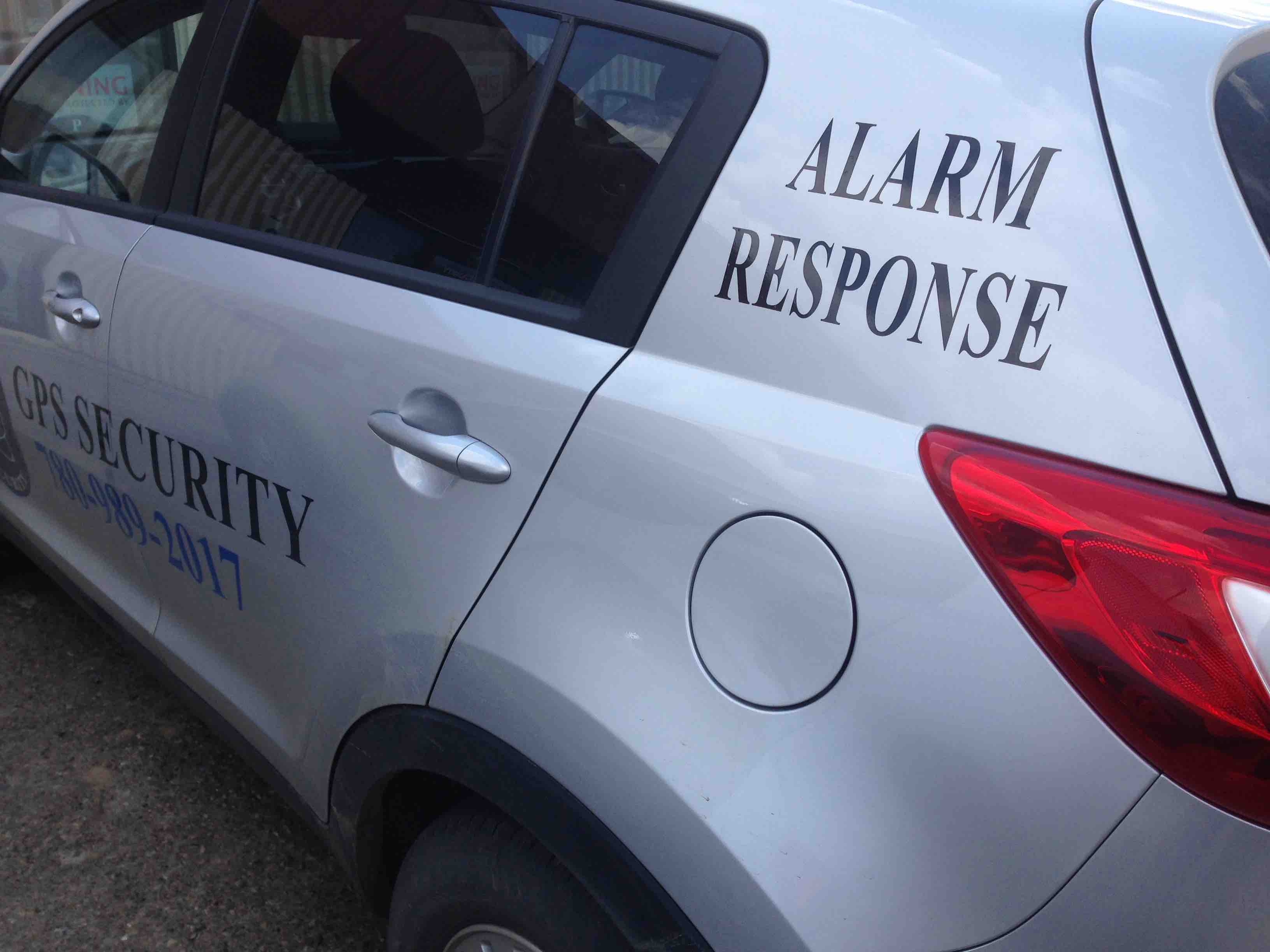Security Alarm Response