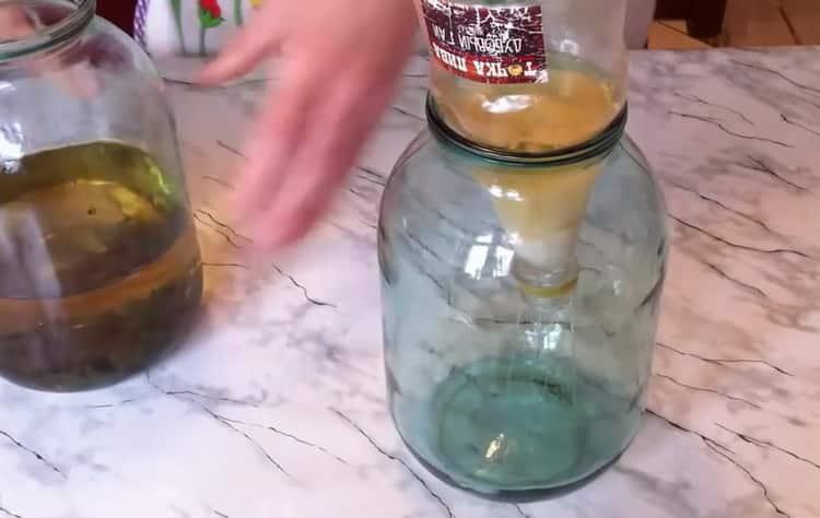Por receita para cozinhar tequila em casa. Em linha reta