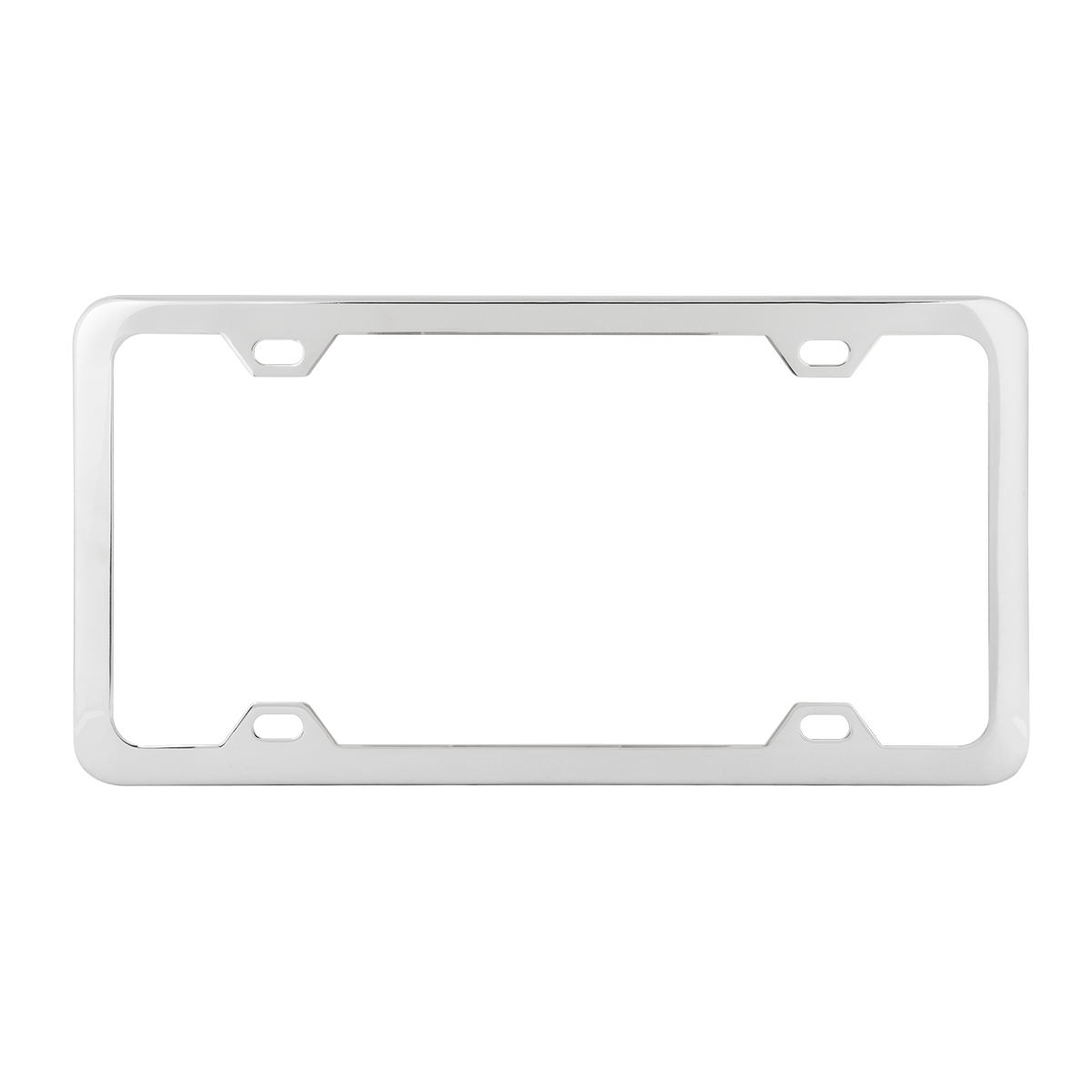 Lighted Trailer License Plate Frame