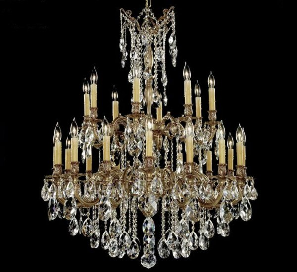 crystal chandeliers # 35