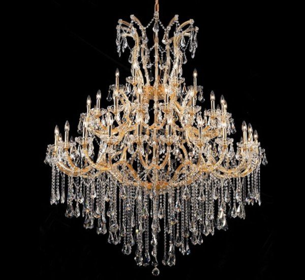 crystal chandelier # 20