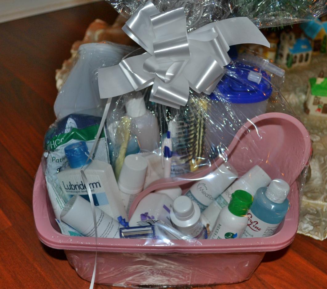 Texas Themed Gift Basket Christmas