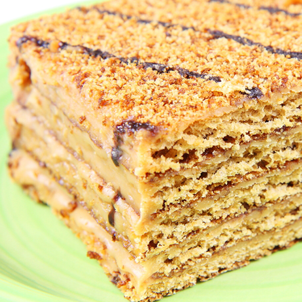 Recipes Honey Cake Easy