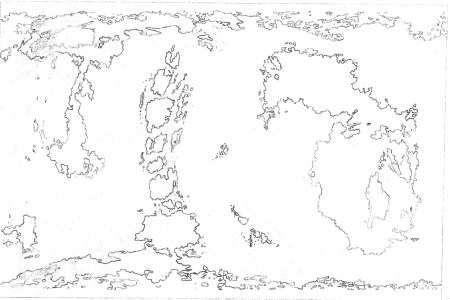 blank fantasy world map black and white » 4K Pictures | 4K Pictures ...