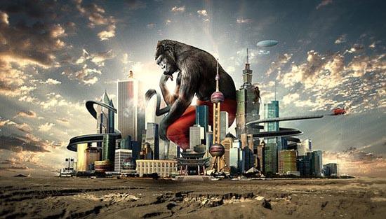 35 Breathtaking Creative Photo Manipulation Photography