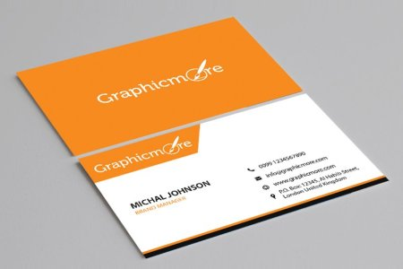 300  Best Free Business Card PSD and Vector Templates corporate business card