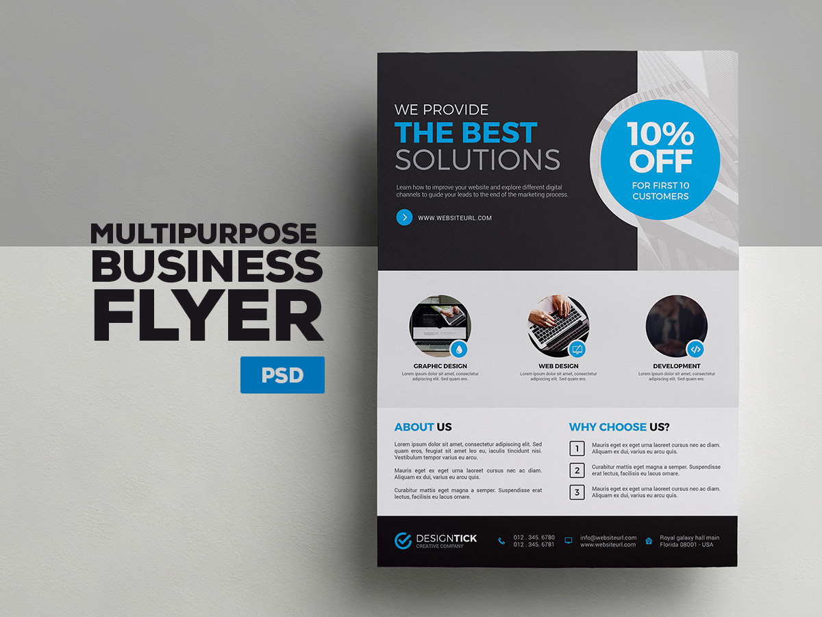 New Product Features Template
