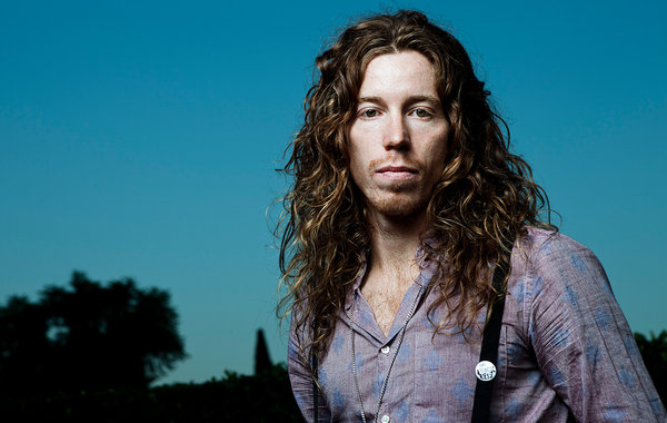 Shaun White Snowboarder And Skateboarder On Design Q Amp A