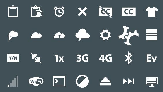Application Icons Windows 10