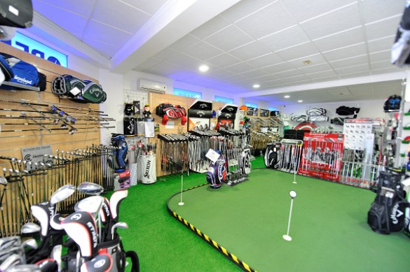 About us   The Great Golf Company Balsicas The well equipped golf store stocks a vast range of clothing and equipment  from most major brands  including Puma  Adidas  Callaway  Ping  Ecco  Ben  Sayers