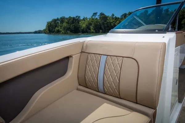 Springfield Boat Hi Lo Peestal Post   2 3 8 x 26 3 8 Inch   Great     New Boat Upholstery and Flooring Products