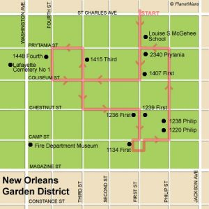 Good Prince Of Wales To Second Line Sunday Down Magazine Through Garden Prince  Of Wales Route Map New Orleans Maps Warehouse District New Orleans Map New  Orleans ... Home Design Ideas