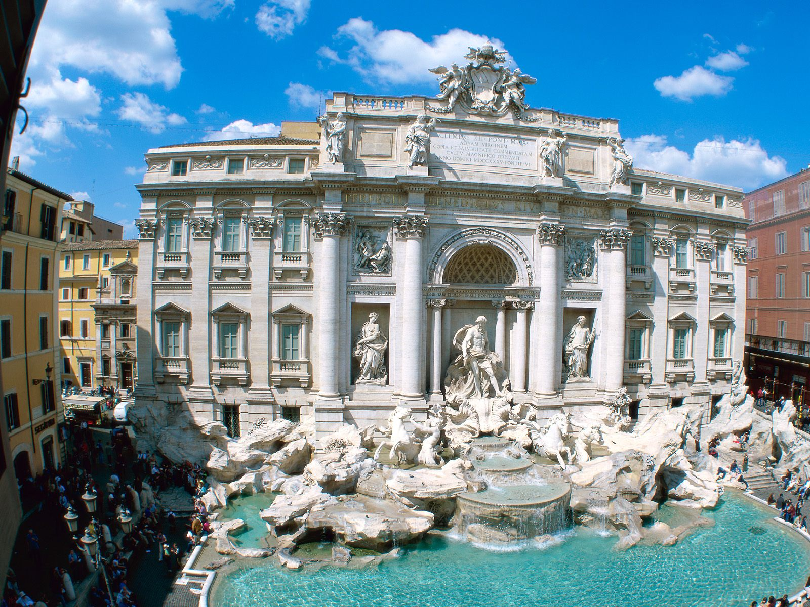 trevi fountain images - HD1600×1200