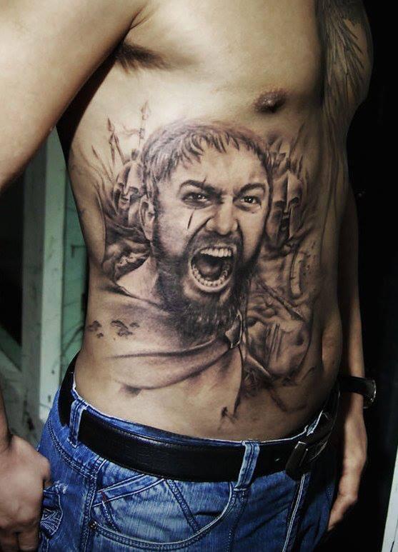 Hellenic Tattoos - Greek American Girl