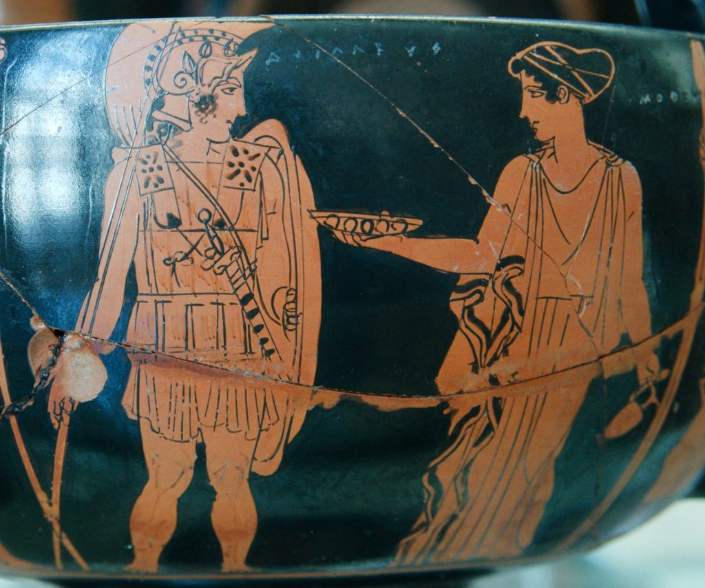 Achilles • Facts and Information About the Greek Hero Achilles
