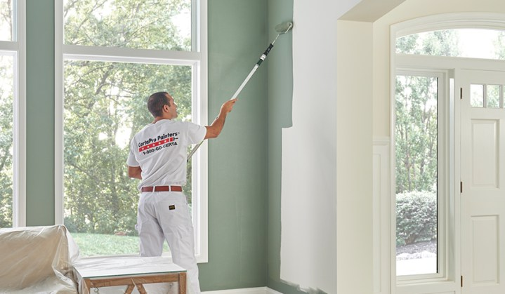 Greenville Painters 864 458 7121   Best Professional Interior     CertaPro Painters     of Greenville East  SC