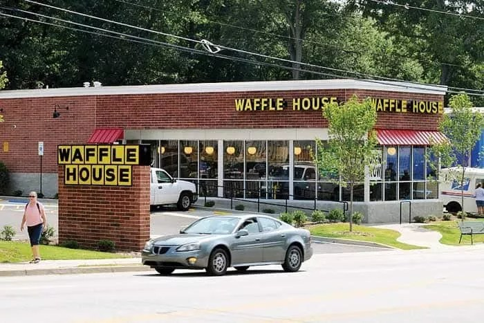 Waffle House Greenville Sc