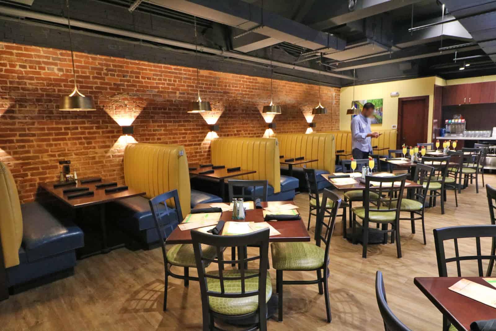 Fast Food Restaurants Greenville Sc