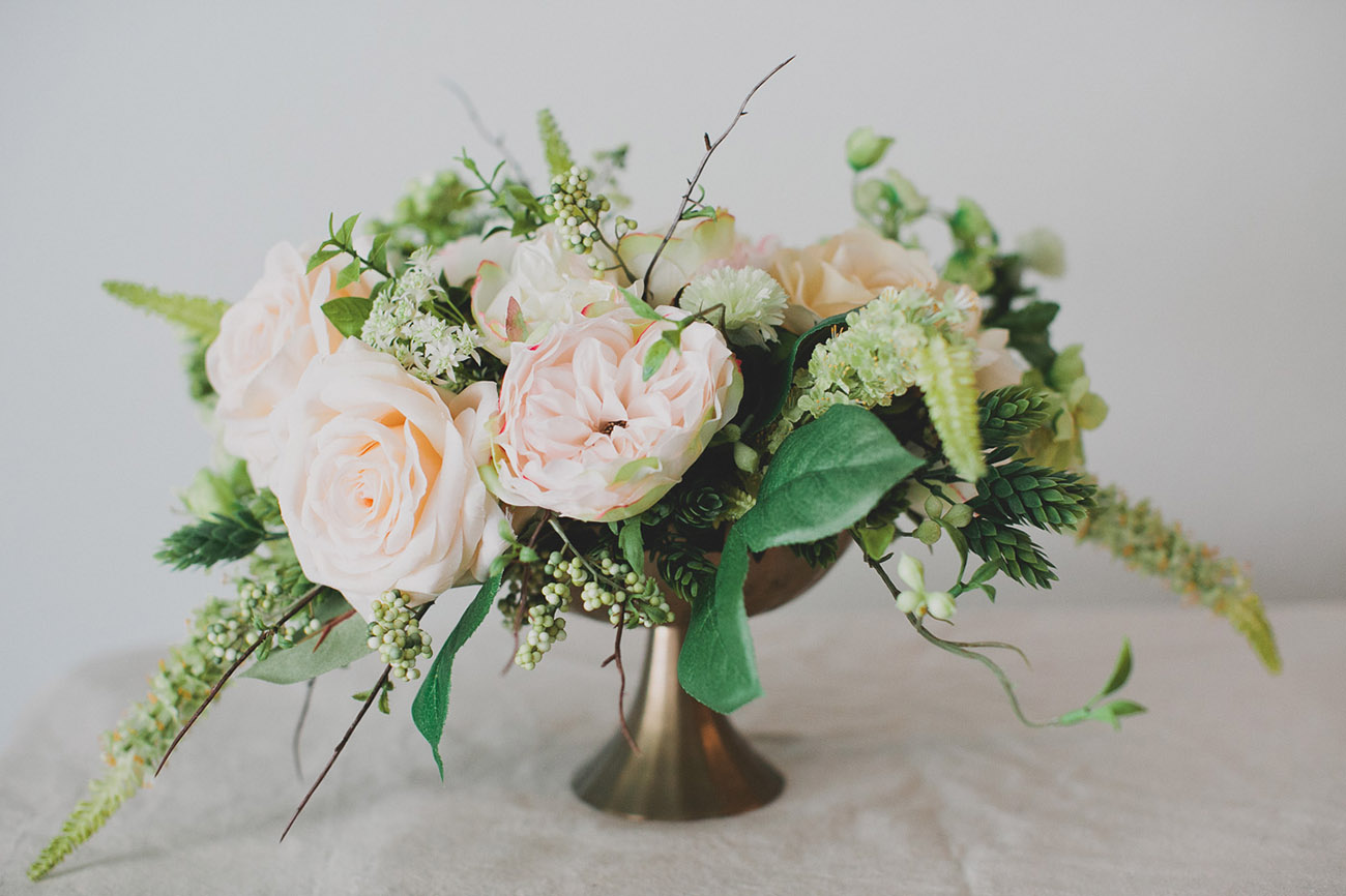 Wedding Flowers Inexpensive Silk Centerpieces