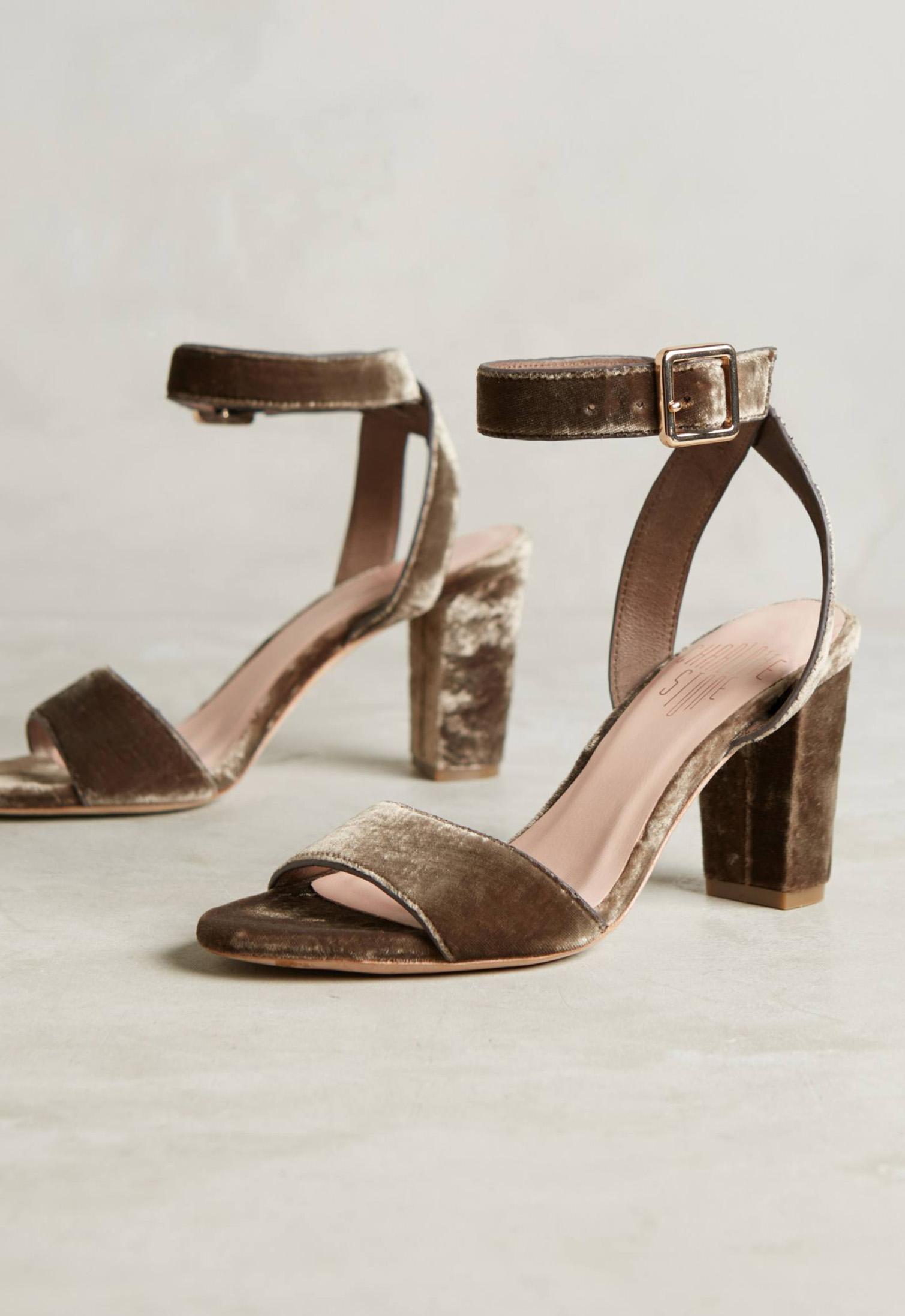Bridal Sandals Heels