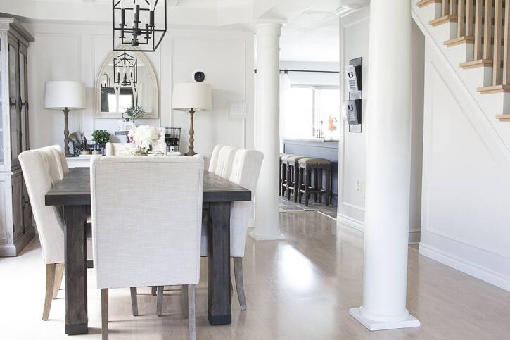 The Best White Paint Colors Green With Decor
