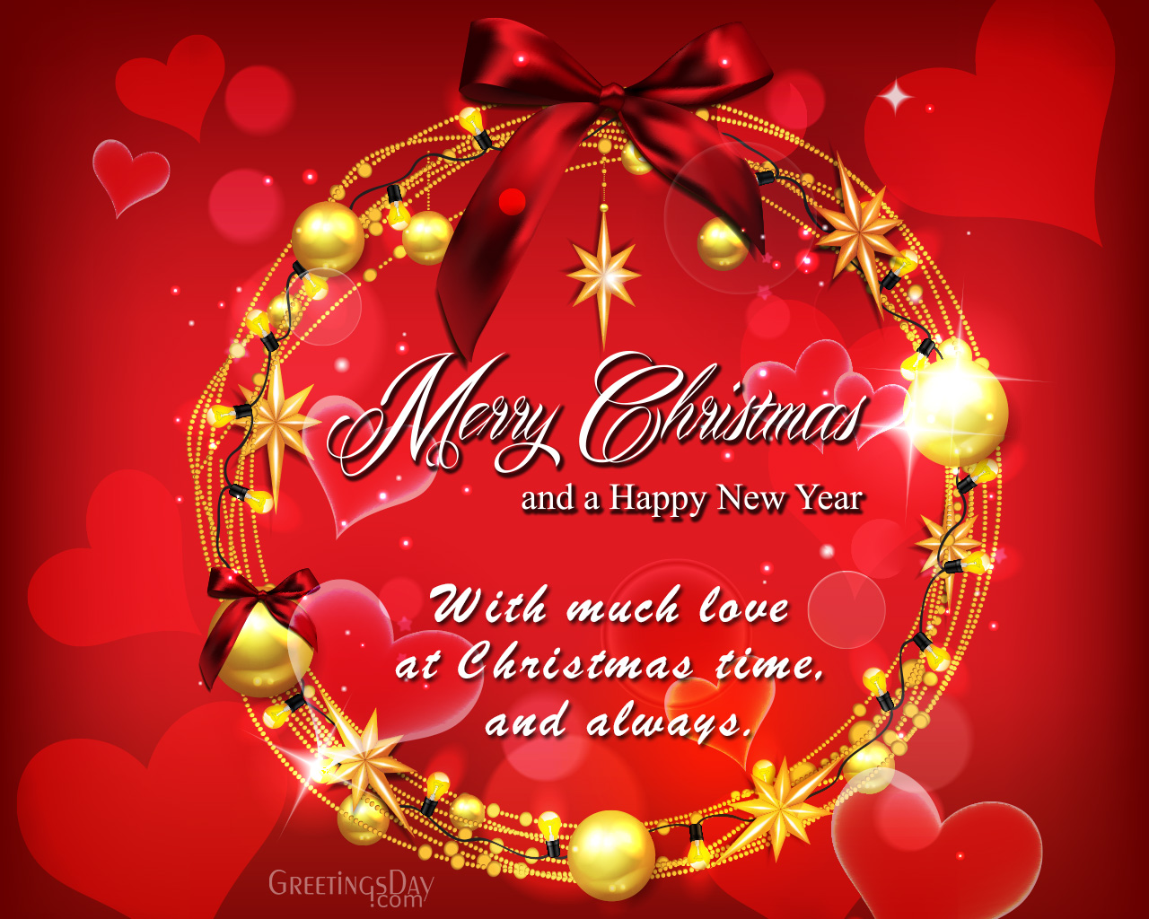 New Merry And You Wishing Year Your Family Happy And Quotes Christmas