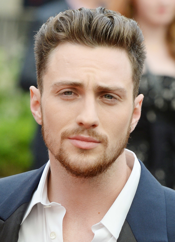 Monday Morning Man: Aaron Taylor-Johnson!