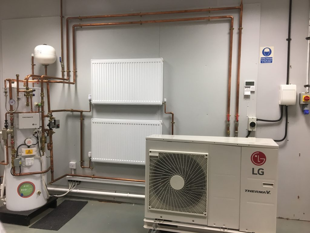 Ground Source Heat Pump Systems