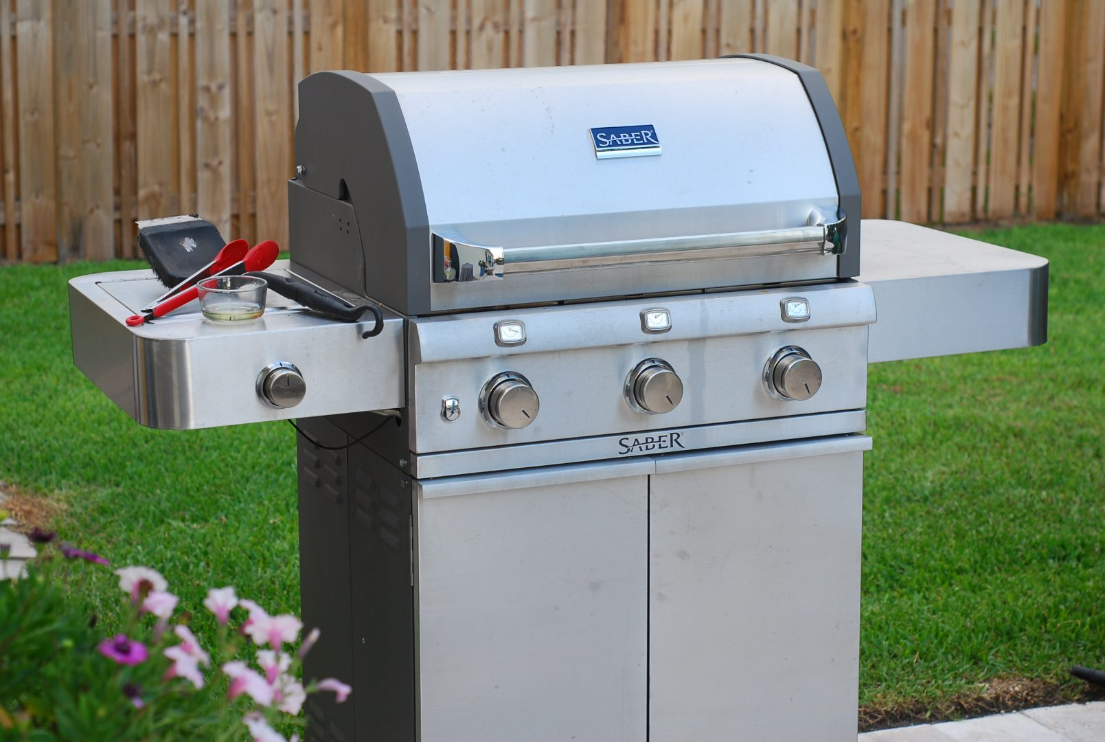 saber infrared grill review the saber cast 500 grillgirl