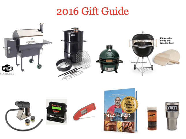 grilling gift guide, gift guide for foodies