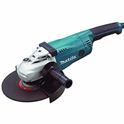 Makita Ga9020 9 Inch Angle Grinder Review Grinder Critic