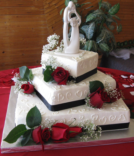 What Are the Costs for Wedding Cakes    Wedding Planning Cost of Wedding Cakes