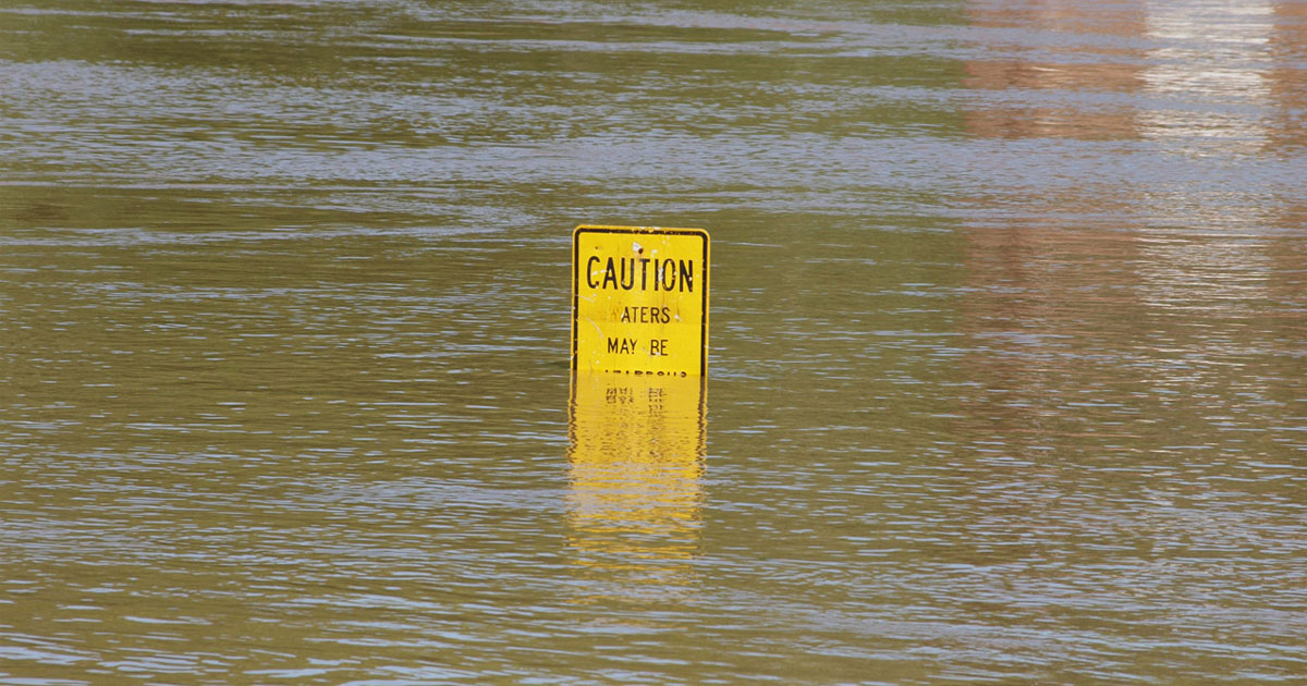 Columbia River Washington Flooding