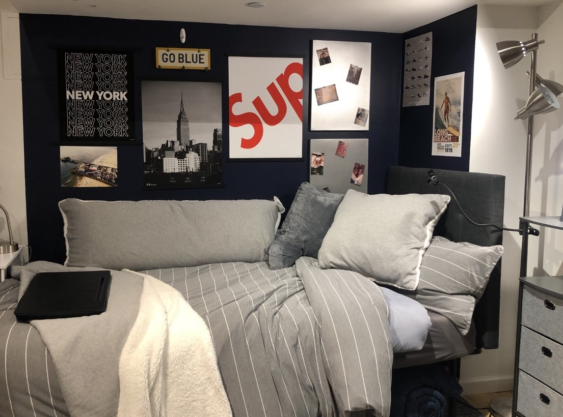 Easy Ways To Make A Guy S Dorm Room Look Great In 2019