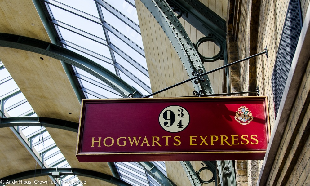 The Ultimate Harry Potter Experience - Diagon Alley
