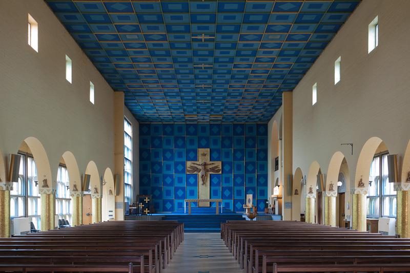 Exhibition In London Roman Catholic Church Architecture