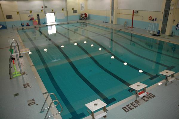 Centennial Pool City Of Guelph