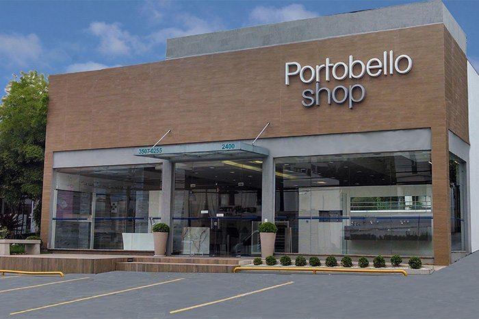 Franquia Portobello Shop