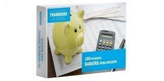 ebook 100 franquias baratas