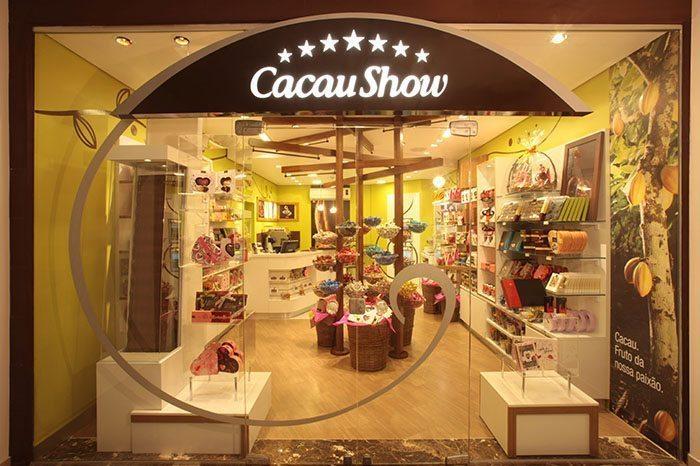 franquia cacau show