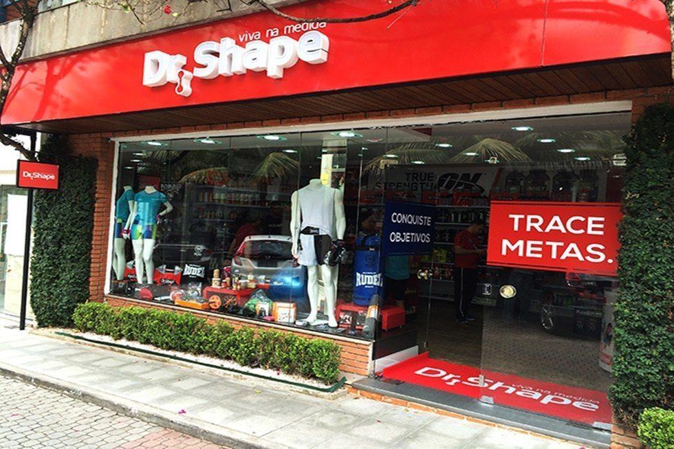 franquia dr shape