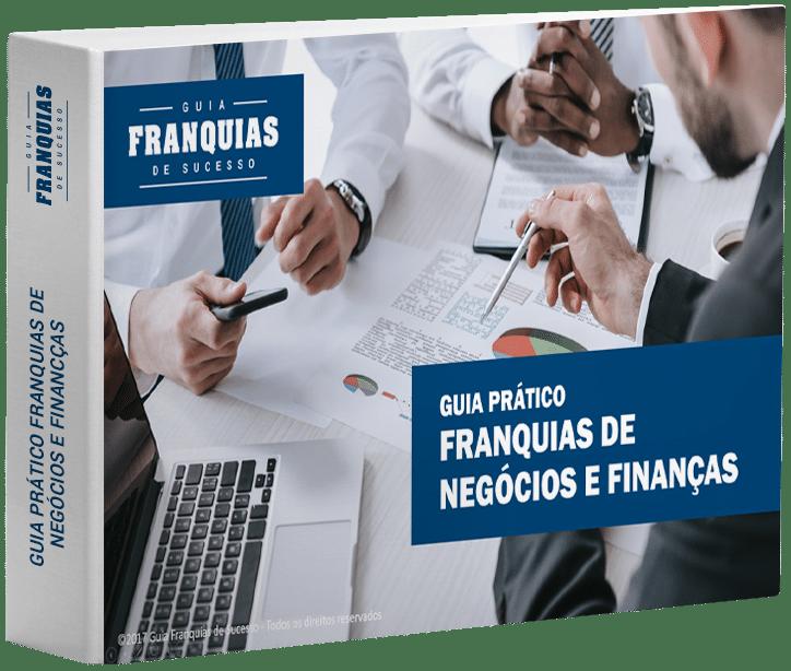 Mockup Ebook Guia prático franquias de negócios e finanças V2