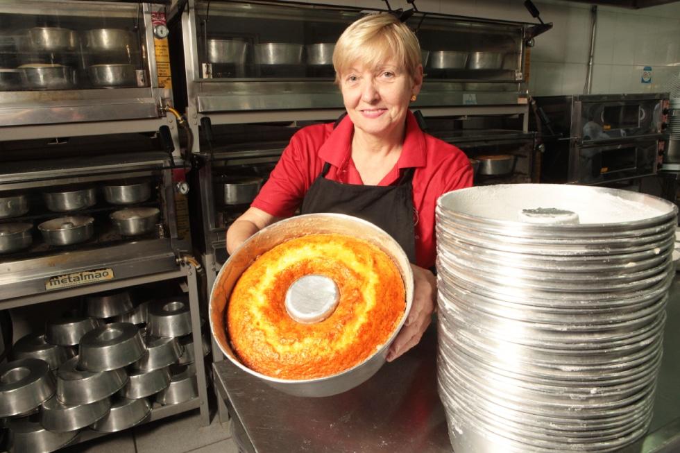 franquia fábrica de bolo