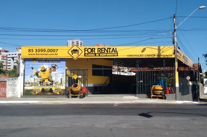 franquia for rental