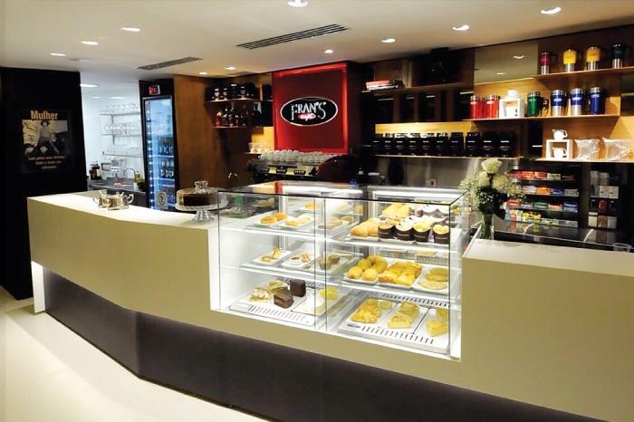 franquia Fran's Café
