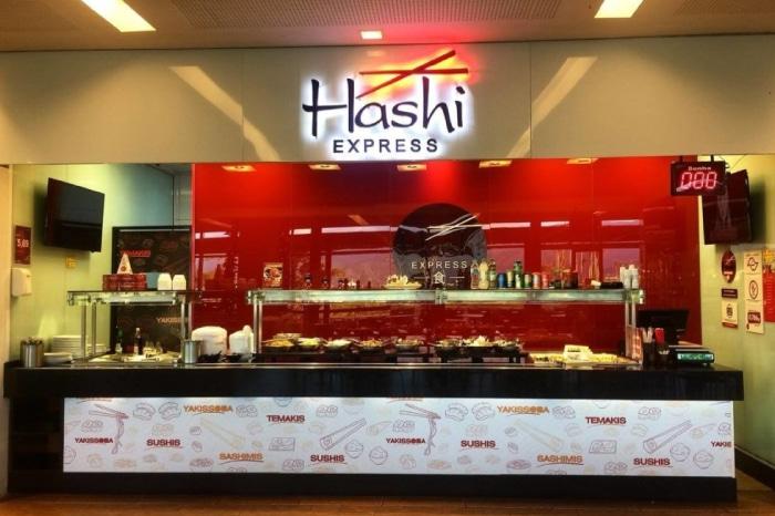 franquia hashi express