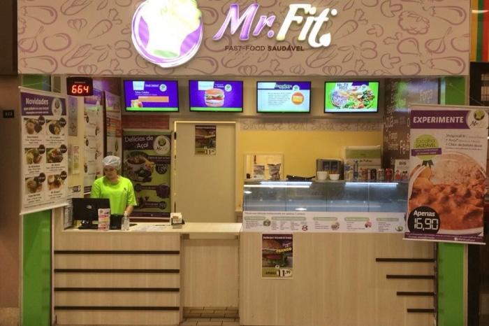 d8ea9e9b9a O Mr. Fit surgiu com a proposta de levar ao mercado um fast food de comidas  saudáveis. Hoje
