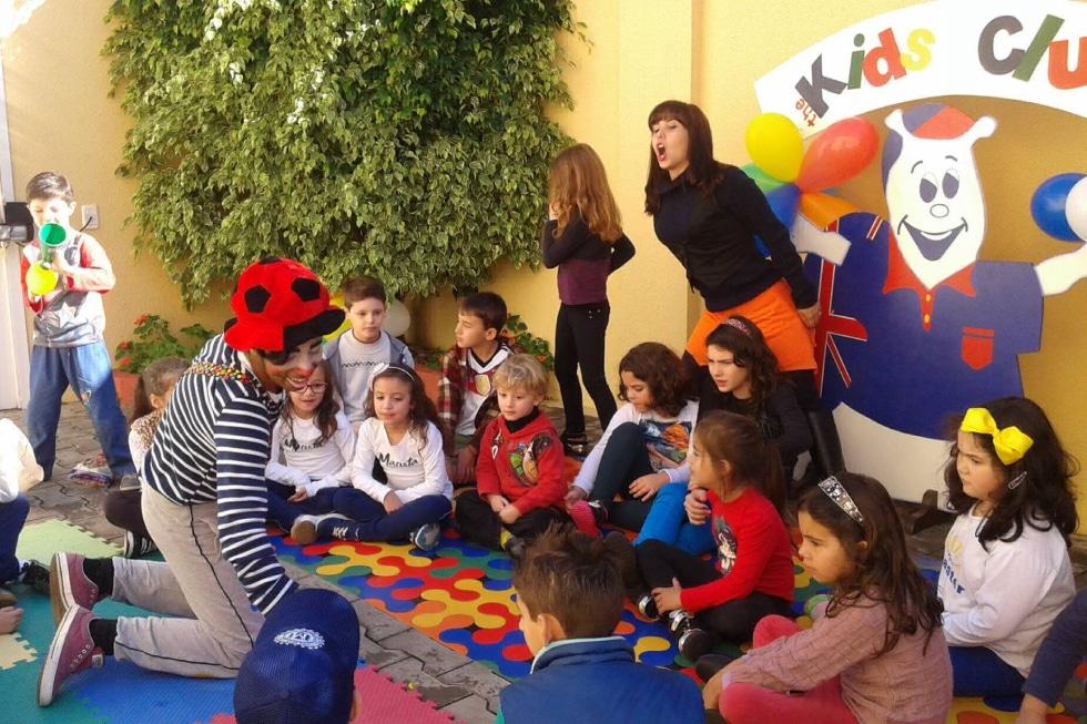 franquia the kids club